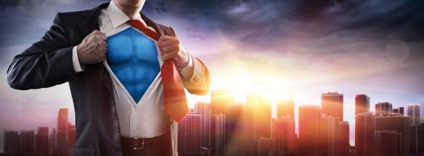 Business's Superhero