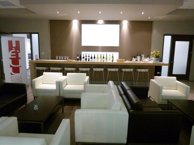 ÉIVV Lounge