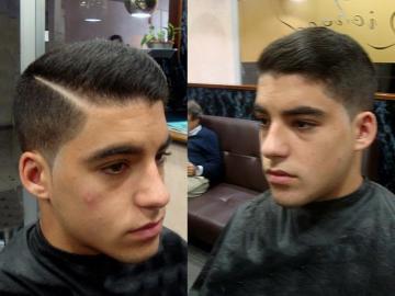 cortes de pelo para chicos modernos barbería Richard's