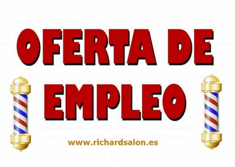 Oferta de Empleo Barbero Richard's Barbería Coruña
