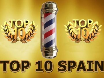 Richards Barbers Coruna top10 barberias españa