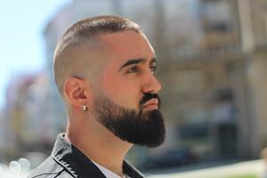 Arreglo de barba en Barberia Coruña