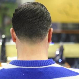 importancia de la nuca corte de pelo