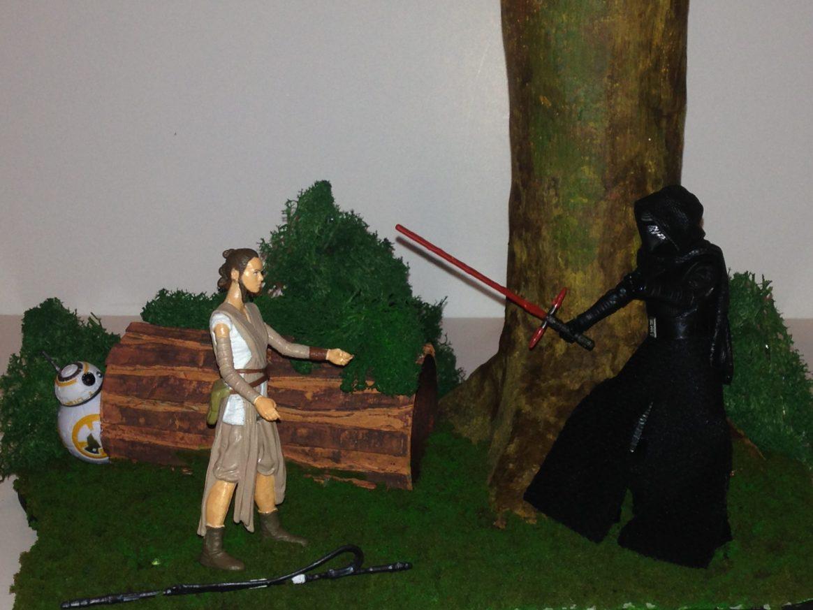 Takodana's Forest Encounter