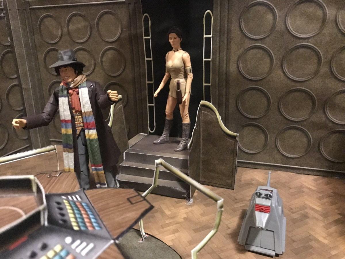 4th Doctor's Secondary control room