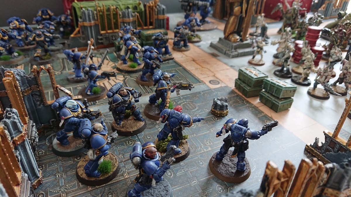 Warhammer 40K Gallery