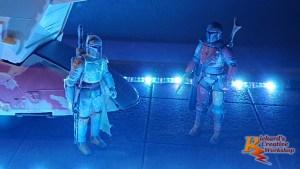 Star Wars Coruscant Underworld Diorama