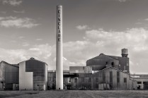 Cinclare Sugar Mill; Brusly, Louisiana, 2015