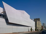 National World War II Museum; Vorsanger, NYC; and Mathes Brierre, New Orleans, architects