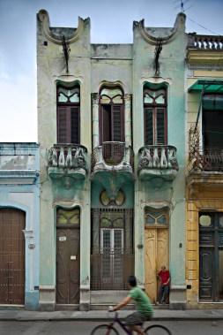 Art Nouveau Twilight, Havana, from Creole World