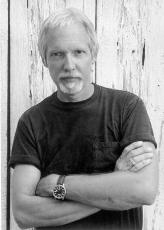 Richard Sexton circa 1998 on the River Road in Edgard, LA