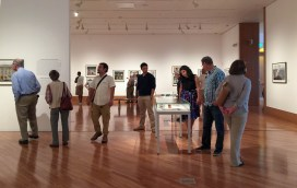 Frost Art Museum Opening for Creole World