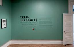 Terra Incognita Installation at PMA