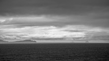 Skellig Islands from Dingle Peninsula