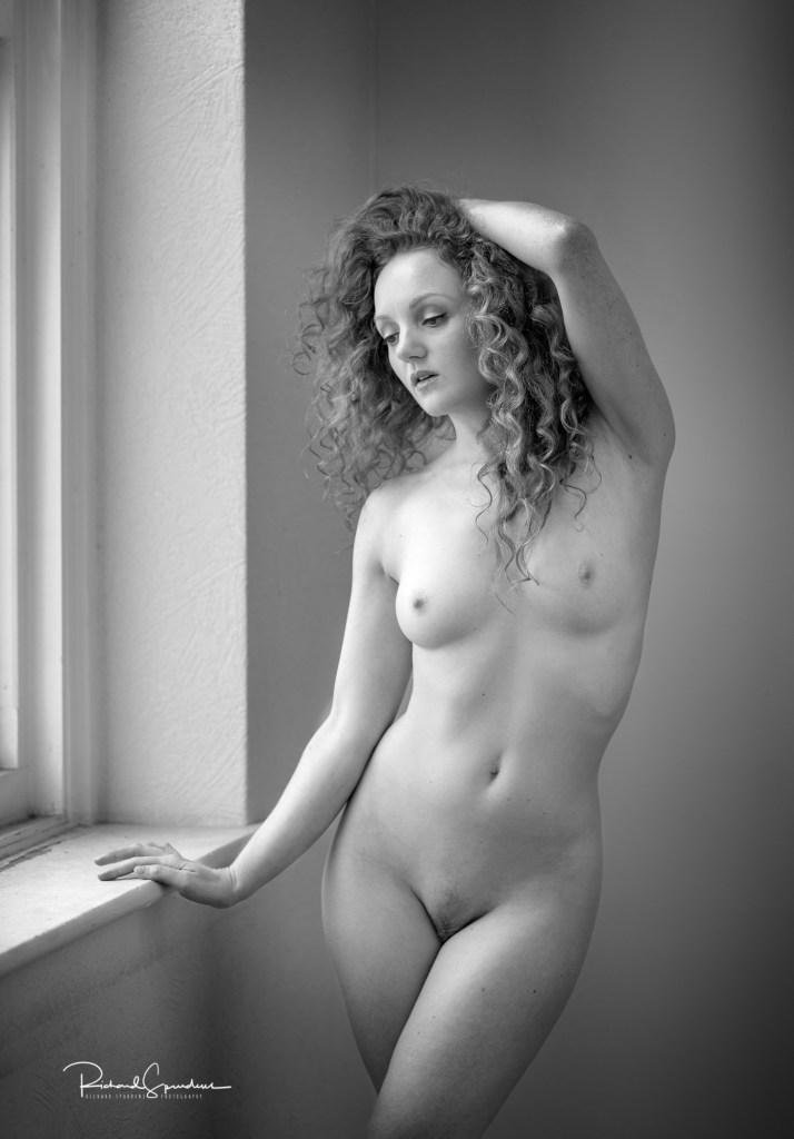 soft light nude