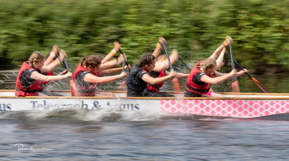 more dragon boat racing image