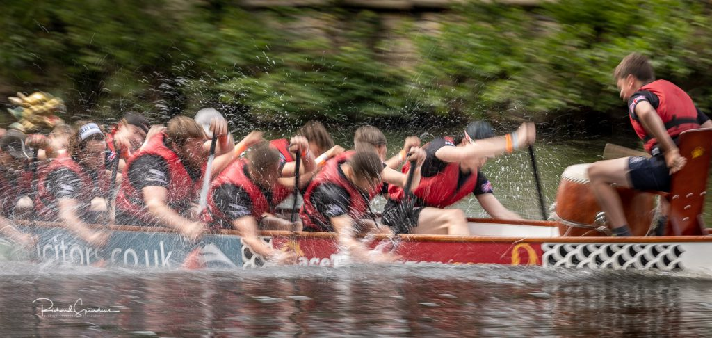 more dragon boat racing image