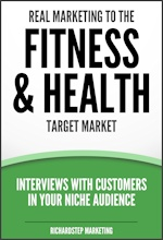 Cover -- 03 - Real Marketing to Fitness & Health - 2a - 150x220