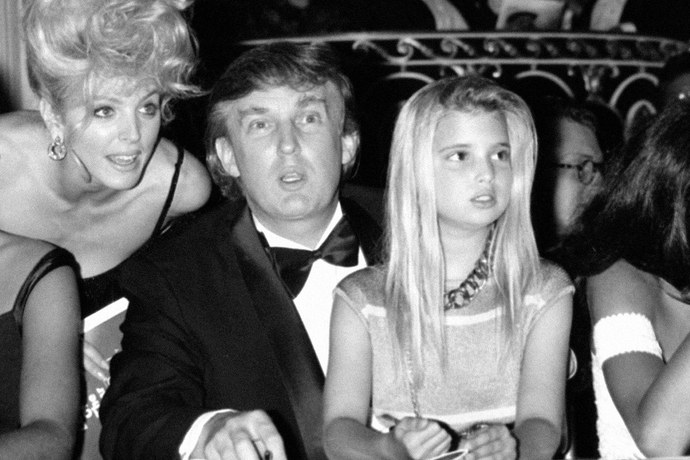 Requiem For A Fascist Donald And Ivanka The Rick Blog