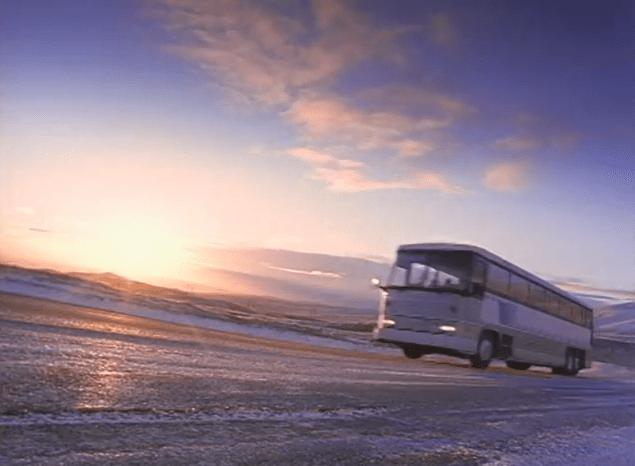 Bipartisan  Bus