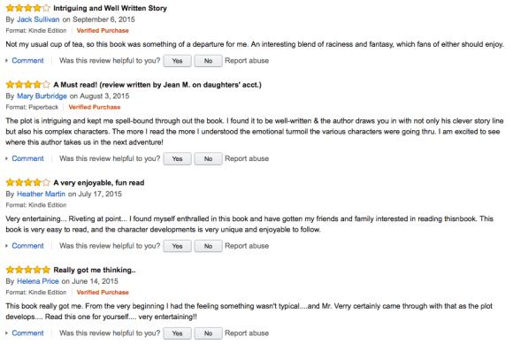 TOH reviews