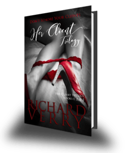 Her Client Trilogy book cover 3D