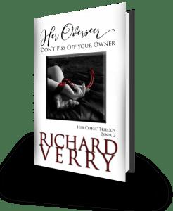 Her Overseer Book 2 cover 3D