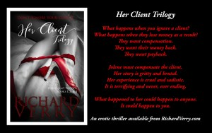 Her Client Trilogy Advert