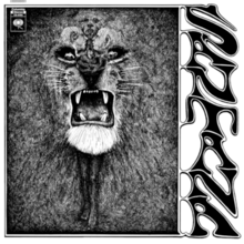 Santana's 1969 self titled album