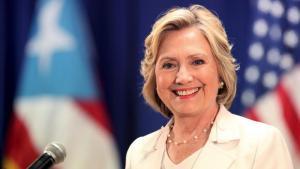 Nominee Hillary Clinton