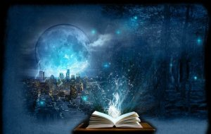 Magic of Books, Stories and Novels
