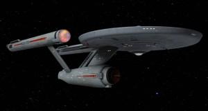 USS Enterprise TOS
