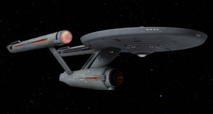 USS Enterprise TOS