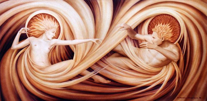 Saltatus Aeternum by A. Andrew Gonzalez