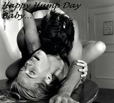 Happy Hump Day Baby