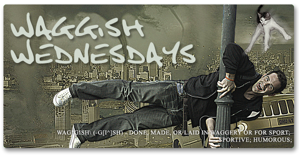 Word of the Day: Waggish