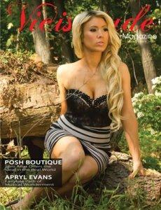 Vicissitude magazine cover