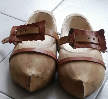 Sabot, wooden shoes