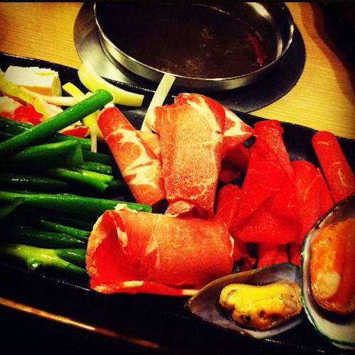 Japanese Hot Pot