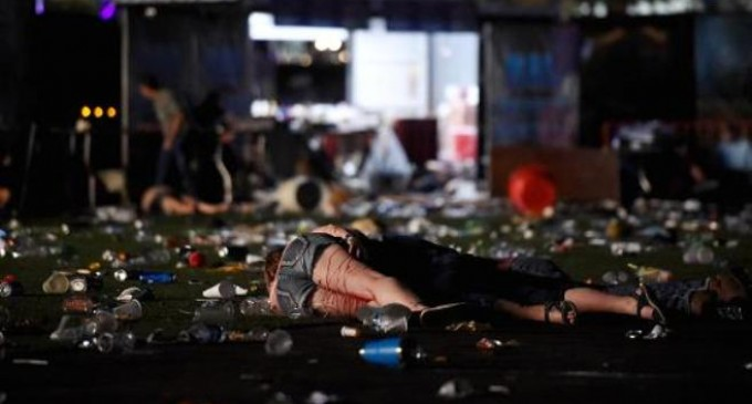 Las Vegas Massacre, the dead