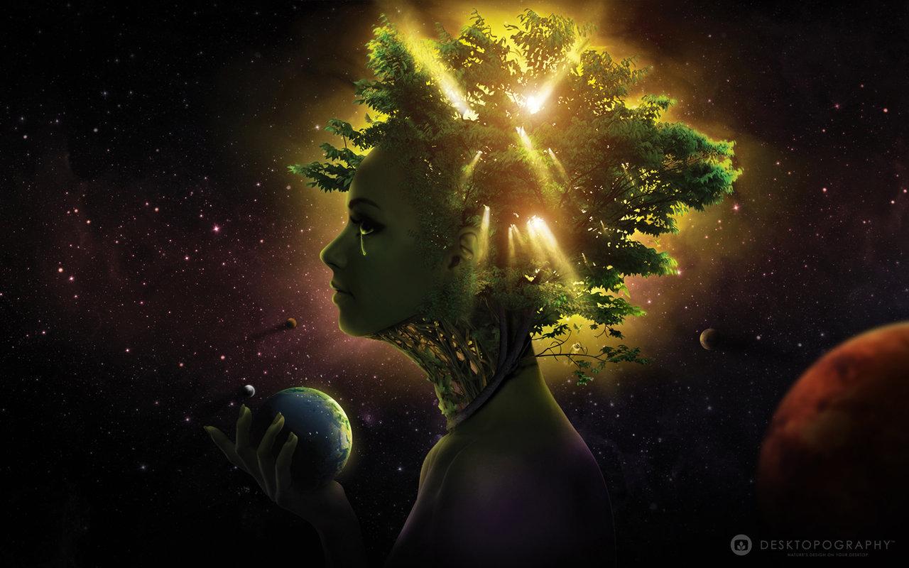 Gaia, Mother Nature