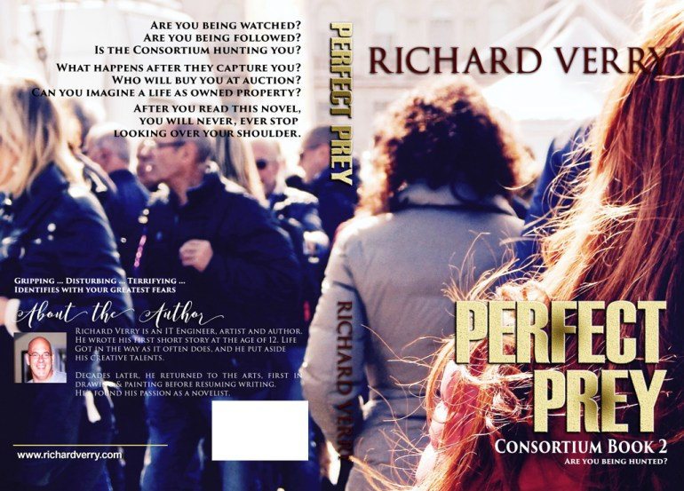 Perfect Prey book jacket