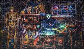 Witches Brew jigsaw puzzles