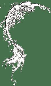 mermaid glyph