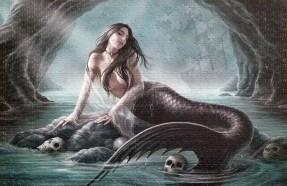 Mermaid in her Lair