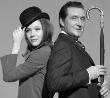 Emma Peel and John Steed, The Avengers