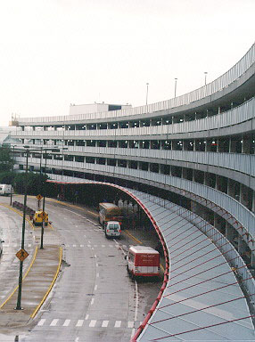 O'Hare International Airport Garage - Chicago, IL. 1966