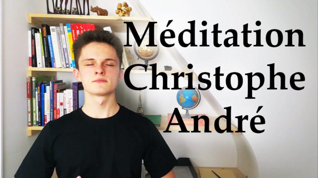 Meditation Christophe Andre