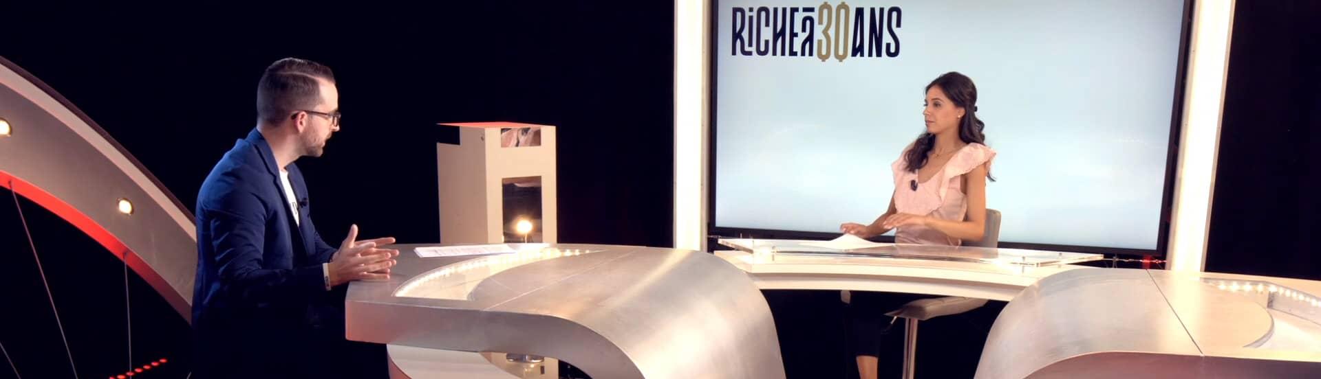 Riche à 30 ans - François Denis - Interview chez Forbes - juin 2019