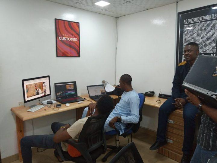 Wild fusion nigeria office
